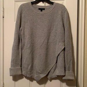 Banana Republic Light Grey Sweater